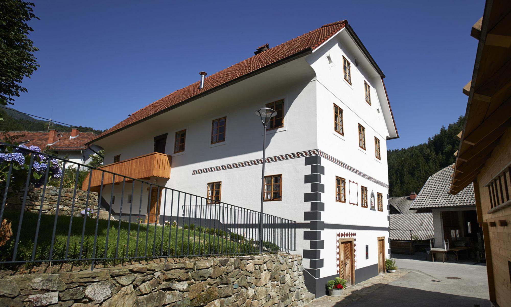 Juvanova hiša